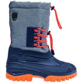 CMP Campagnolo Ahto WP Snow Boots Juniors Denim Melange